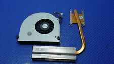 "Asus 16"" K60I Original CPU Cooling Fan + Heatsink UDQFZZH31DAS 13NO-EJA0402 GLP*"