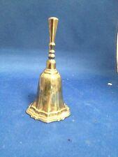 Silverplate Bell From Avon-jw