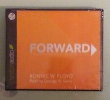 ronnie w floyd  FORWARD 7 distinguishing marks   CD NEW  huge shrinkwrap tear