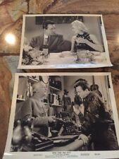 CA488 1959 Original Photo STEVE BRODIE Here Come The Jets Vintage Lot Of 2
