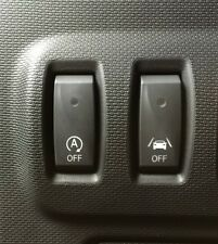 smart fortwo 453 Start Stop Automatik Abschalter Ausschalter ECO Umschalter