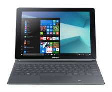 "BRAND NEW Samsung Galaxy Book SM-W620 10.6"" FHD 64GB 4GB Windows 10 W/ Keyboard!"