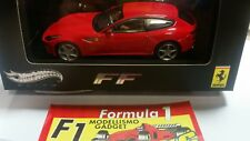 Ferrari FF red W1187 Hot Wheels Elite 1/43