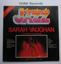 SARAH VAUGHAN - Giants Of Jazz - Excellent Condition LP Record GDJ-08