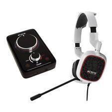 Astro Gaming A30 PC/PS4 Blanco/Xbox Auriculares Auriculares Con Micrófono * Grado A *