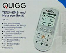 TENS-/EMS- & Massage-Gerät inkl. 6 Klebeelektroden Reizstromgerät / NEU!