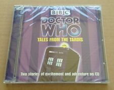 Doctor Who - Tales From The Tardis BBC Cd Sophie Aldred Nick Courtney SEALED!!
