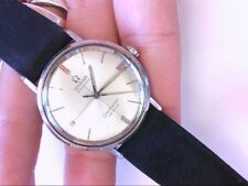 1960's OMEGA Automatic Seamaster De Ville WATERPROOF Wrist Watch. BUY NOW!!