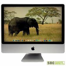 "Apple iMac 20"" Desktop (Core 2 Duo @ 2.0GHz, 2GB RAM) 160GB HDD, OS X Yosemite"