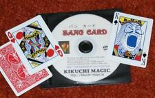 Bang Card -- (Kikuchi, Japan) -- weird, specially printed Bicycle cards     TMGS