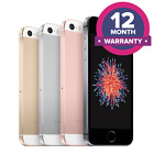 Apple iPhone SE Unlocked Smartphone - 16GB 32GB 64GB 128GB - All Colours