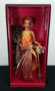 Madam Lavina Curvy Barbie Doll 2016 Harlem Theatre Collection Gold Label NRFB