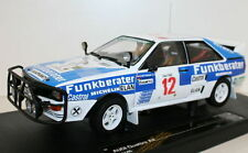 Sunstar 1/18 Scale 4246 Audi Quattro A2 Safari Rally 1984 #12 diecast model car