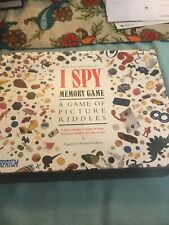 Briar Patch I Spy Memory Game, Ages 4 and Up Brand New Sealed
