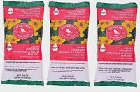 3~New! Perky Pet 8oz Instant HUMMINGBIRD Red Nectar Food Concentrate Makes 48oz