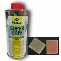 Prinz Super Safe Watermark Fluid For Stamps 250ml Bottle Oil Free Quick Drying