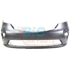 NEW VAUXHALL VIVARO SPORTIVE FRONT BUMPER 2014-ON TUV APPROVED - PAINTED SPEC
