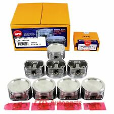 99-08 5.4L FORD V8 SOHC 16V PISTONS & RINGS TRITON 54