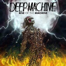 DEEP MACHINE - Rise of the Machine (NEW*NWOBHM CLASSIC*SAMSON*LIM.150*BLACK V.)