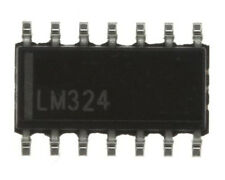 LM324 N Low Power Quad Operational Amplifier SOP14 IC. UK stock.