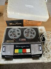 Mayfair FT-111 Tape Recorder:  MIB - Very Rare, Vintage