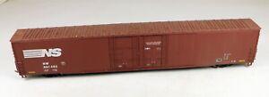 Athearn 86' Box Car Norfolk Southern #861482 1/87 HO Scale #18 NO BOX