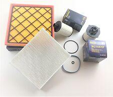 Ölfilter Luftfilter Pollenfilter Kraftstofffilt. Chevrolet Orlando J309 2.0 D