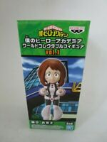My Hero Academia World Collectable Figure WCF vol.1 Uraraka Ochako Banpresto F/S