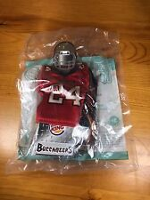 2007 NFL Tampa Bay Buccaneers Mini Jersey #24 Carnell Williams Burger King New