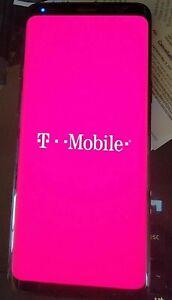 Samsung Galaxy S9 SM-G960 - 64GB - Midnight Black (T-Mobile) w/64gb SD