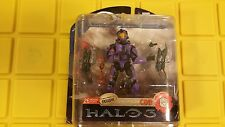 Mcfarlane Halo 3 Spartan Soldier PURPLE VIOLET CQB Action Figure