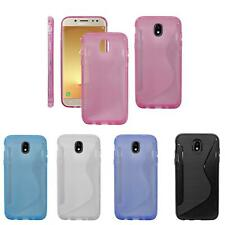 For Samsung Galaxy J7 Pro J730  Case Silicone Gel Phone Cover Shockproof Slim