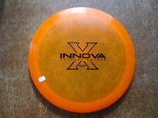 Disc Golf CE New Orange Clean TL TeeBird X-out Because of Bubbles and mold marks