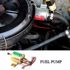 12V Low Pressure Universal Electric Fuel Pump Inline Petrol Gas Diesel HEP-02A0
