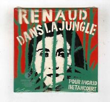 CD SINGLE (NEUF) RENAUD DANS LA JUNGLE