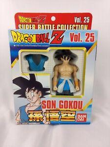 Bandai Dragon Ball Z Super Battle Collection Vol. 25 - SON GOKOU DBZ - Bandai