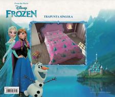 Trapunta letto Piumone Disney Frozen Singolo invernale cm 180x260