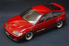 1/12 Rc Body Shell HONDA CRX Si w/ Light Buckets  Fits Tamiya  M-05