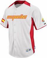 Team Spain Espana World Baseball Classic Authentic On Field Cool Base Jersey 2XL