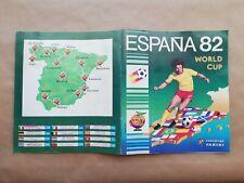 Panini España 1982 World Cup Spain WC 82 Complete Football Album