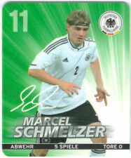 11 Marcel Schmelzer - REWE Offizielles DFB-Sammelalbum EM 2012 (3)