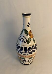 Talavera Vase Vintage