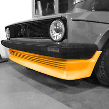 Front bumper lip BBS front lip skirt VW Golf Rabbit Mk1 Caddy Jetta