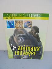 Livre enfant - Les Animaux Sauvages - 2005