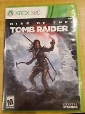 Rise of the Tomb Raider (Microsoft Xbox 360, 2015)