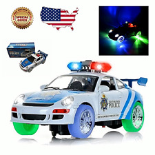 Toys for Boys Police Car Truck Kids 3 4 5 6 7 8 9 Year Old Age Car New Cool Toy