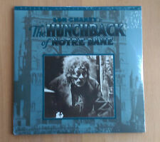 The Hunchback of Notre Dame (1923) Laserdisc ID3544DS Brand New Sealed