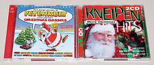 4 CD SET - FETENKULT & KNEIPENHITS MERRY CHRISTMAS CLASSICS WEIHNACHTEN WIE NEU
