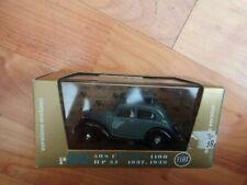 BRUMM 1/43 CLASSIC 1937-1939 FIAT 508C BERLINA 1100 GREY HP32 DIECAST CAR R32