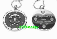 BIO ENERGY Powerful Quantum Scalar Energy Pendant Necklace Balance Chain Power